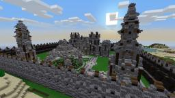Mansion Medieval Minecraft Map & Project