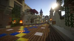 Wulfstead - An Oriental City Minecraft Map & Project