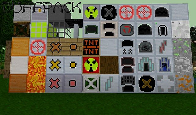 2013 10 07 211942 6505053 [1.9.4/1.8.9] [16x] DuffPack Texture Pack Download