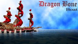 DragonBone Boat Minecraft Map & Project