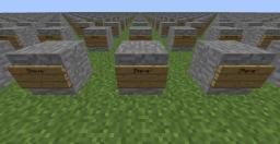 How big would a grave yard for all the dead Steves be? Minecraft