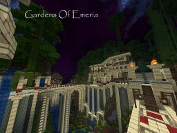 Emerian Gardens [Spawn Ready] (Download!) 15 Sub Special! Minecraft Map & Project
