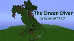The Green Giver Minecraft Map & Project