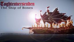 Toghtenversenden - The Ship of Bones Minecraft Project