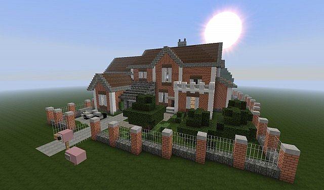 Minecraft Brick House Designs 28 Images Simple Brick House Design Minecraft Project