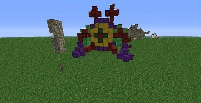 Zelda Bosses Map Minecraft Project