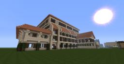 Mansion 1 Minecraft Map & Project