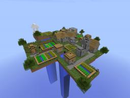 The Floating Village Of Elderon Minecraft Project