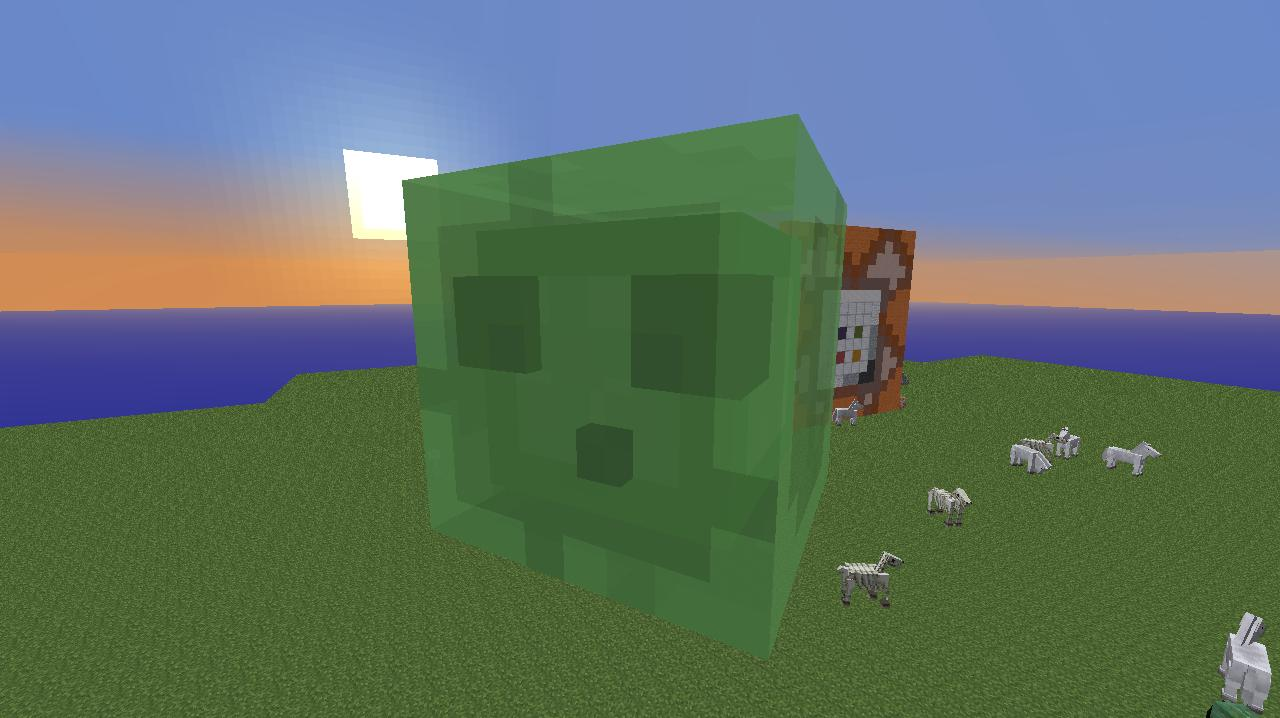 king slime minecraft