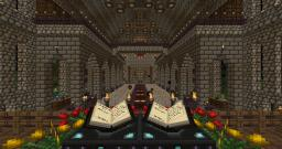 Cathedral of Our Lady of Cobbleton Minecraft Map & Project