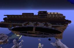 Warmonger class Kalatris II Minecraft Map & Project