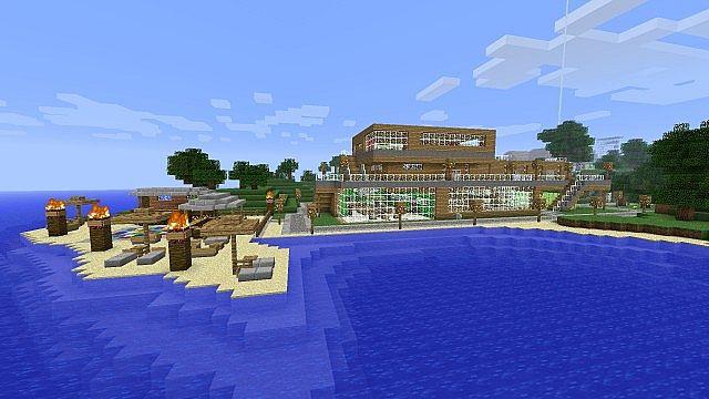 Minecraft House Design