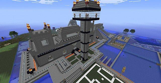 Life SIM-survival map Minecraft Project