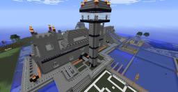 Life SIM-survival map Minecraft Project