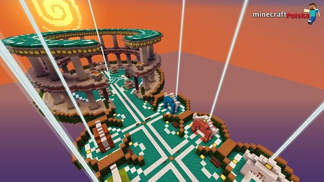 Our lobby, created by builders of server !