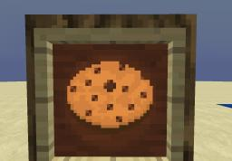 cookie clicker game Minecraft Map & Project