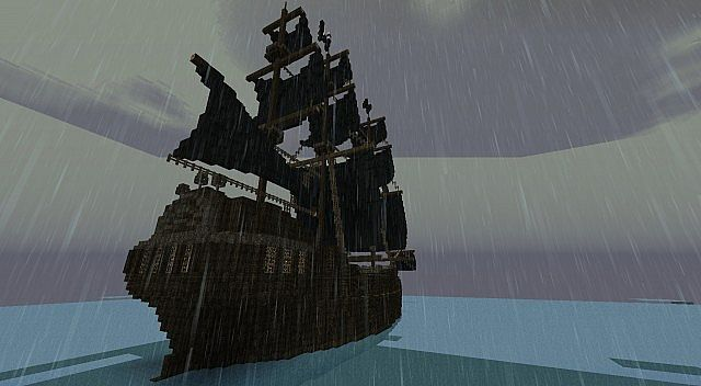 The Black Pearl Minecraft Project