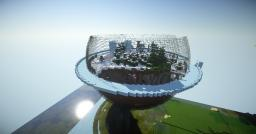 Survival Games Arena Planet Snow Zone Minecraft Project