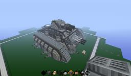 UTAT Pitbull (United trade army tank) Minecraft