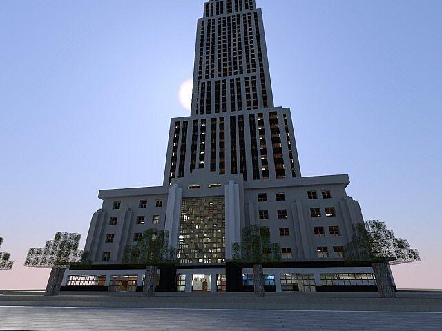 Pm Empire State Building