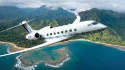 Gulfstream G650 Private Jet Minecraft Map & Project