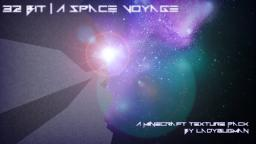 32 BIT - A Space Voyage [16x] Minecraft Texture Pack