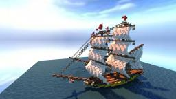 Brig of War (by Andloquin) Minecraft