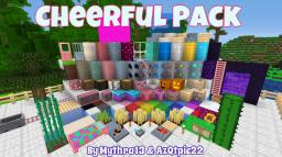 Qtpie's Cheerful Pack Minecraft Texture Pack