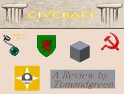 {Server Review} Civcraft Minecraft Blog