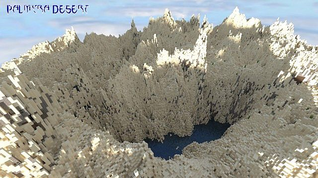 Palmyr Desert