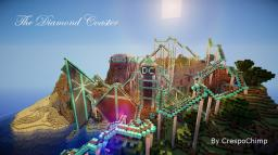 The Diamond Coaster Minecraft Map & Project