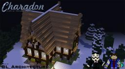 Charadon - Fantasy House Minecraft Map & Project