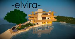 -elvira- | Modern Manor Minecraft Map & Project