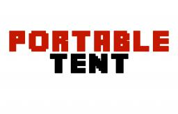 PortableTent - Keep a tent always with you! Minecraft Mod