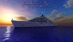 M/Y Mystique [100 Sub Special :D] [Download] Minecraft Map & Project