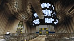 Underground Fusion Power Plant Minecraft