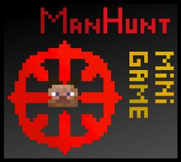 ManHunt Mini-Game Minecraft Project