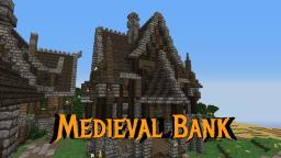 Medieval Bank Minecraft Map & Project