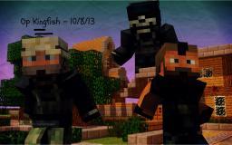 Operation Kingfish: Mission Brief Minecraft Blog Post