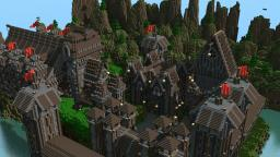 The Castle of Mausgate Minecraft Map & Project