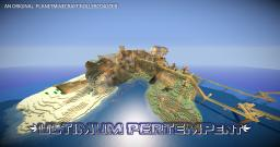 Ultimum Pertemptent - (A PlanetMinecraft Rollercoaster Contest Entry) Minecraft Map & Project