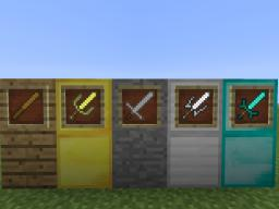 Weapon upgrade Minecraft Texture Pack
