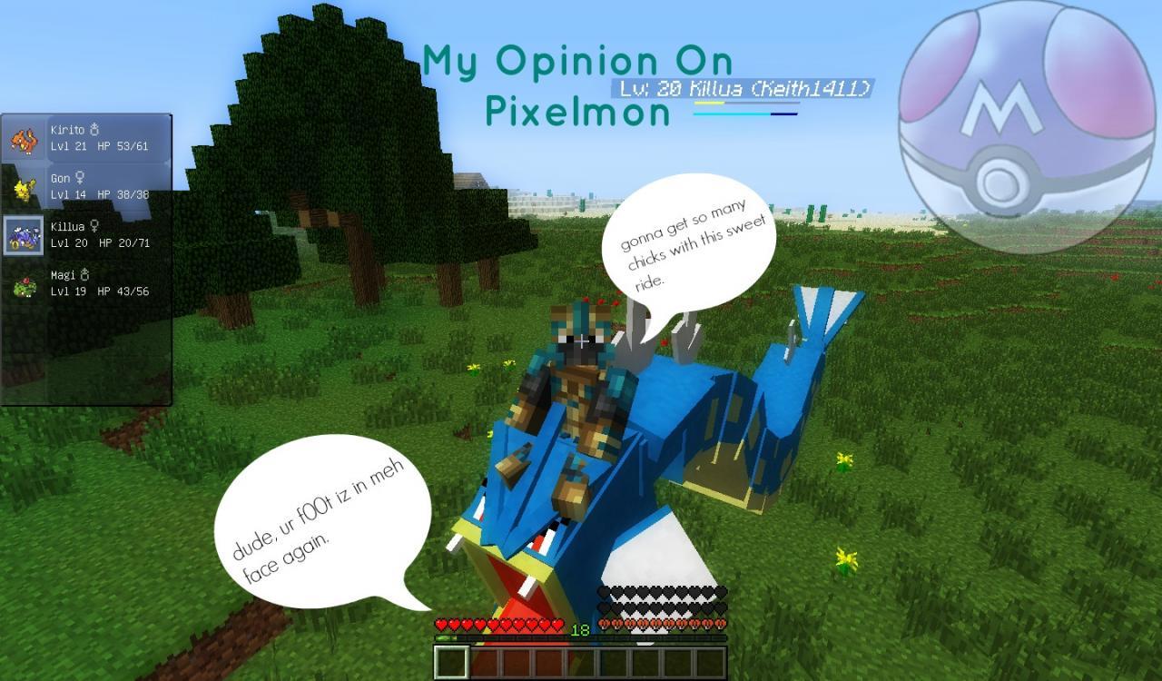 Pixelmon Reforged