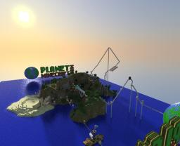 Roller Coaster PMC Project Contest Minecraft Map & Project