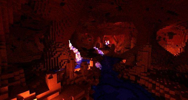 A large Underworld Cavern