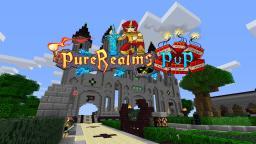 PureRealmsPVP Server Minecraft Blog