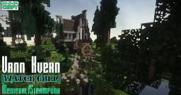 Water Mill Home [ Myths of Daedwin ]  Steampunk / Nordic / Medieval Minecraft