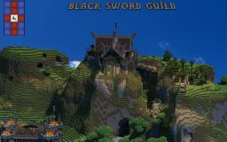 The Black Sword Guild Minecraft Project