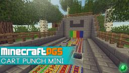 [Mini Game] Cart Punch - Minecraft 1.7 Snapshot Minecraft Map & Project