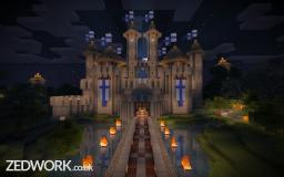 Castle (100% survival) Minecraft